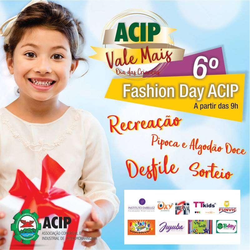 Campanha ACIP Vale Mais – Dia das Crianças
