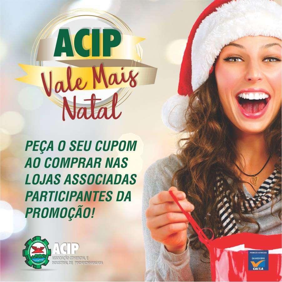 Campanha ACIP Vale Mais – Natal