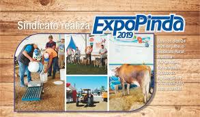 Sindicato Rural realiza ExpoPinda 2019. Confira a programação