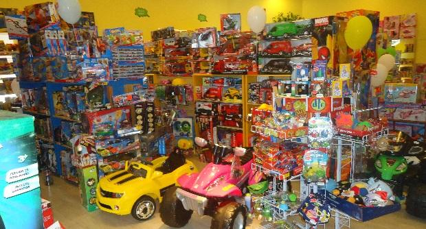 Alerta para as compras de brinquedos no Dia das Crianças
