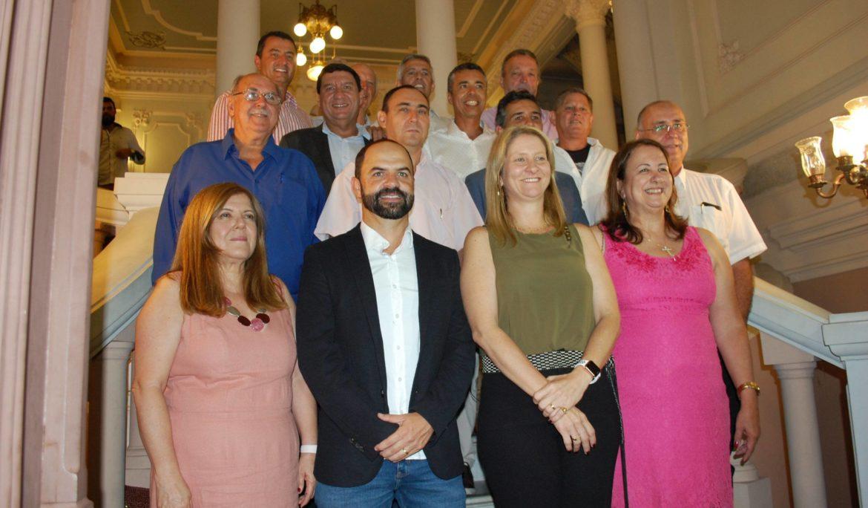 Cerimônia dá posse à nova diretoria da ACIP