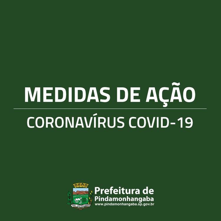 Prefeitura de Pinda atualiza medidas contra o coronavírus; aulas serão suspensas