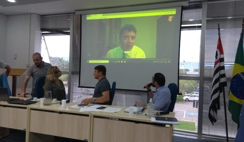 Reunião na prefeitura define ações sobre o funcionamento do comércio, em razão do Coronavírus