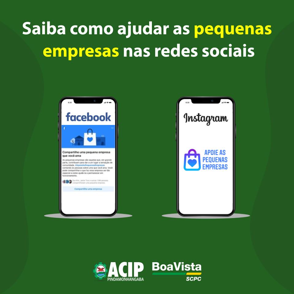 Saiba como ajudar as pequenas empresas nas redes sociais