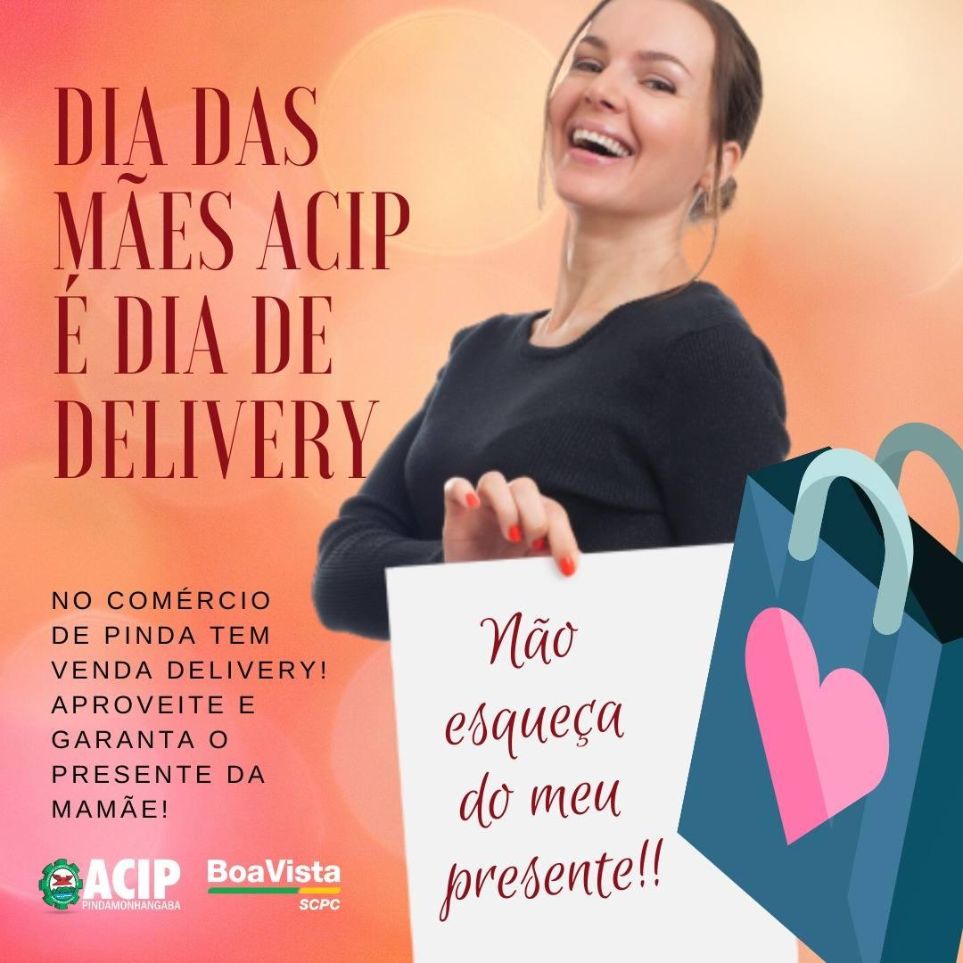 ACIP incentiva compras no comércio local para o Dia das Mães