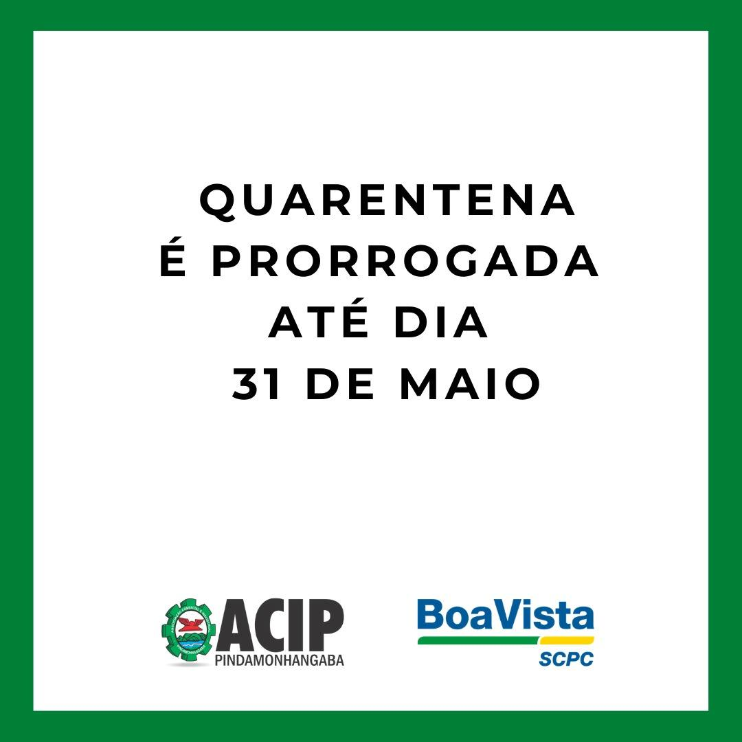 Governador de São Paulo prorroga quarentena até 31 de maio