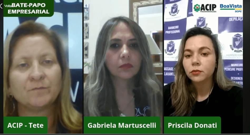 Bate-Papo Empresarial destaca empreendedorismo feminino