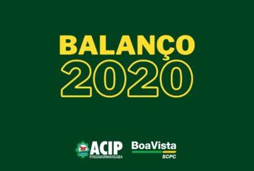 Associação Comercial faz balanço das ações realizadas em 2020